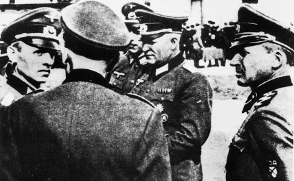 Американская мерзость: Янки уверены, что нацист Рейнхард Гелен «победил» СССР