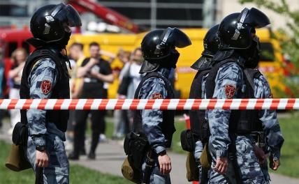 Расстрел в Казани: Росгвардия возьмется за гражданское оружие