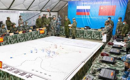 Поднебесный друг: Москва и Пекин обнимаются— Вашингтон колбасится