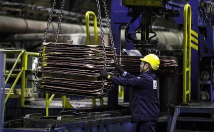 Россия входит в инфляционный суперцикл