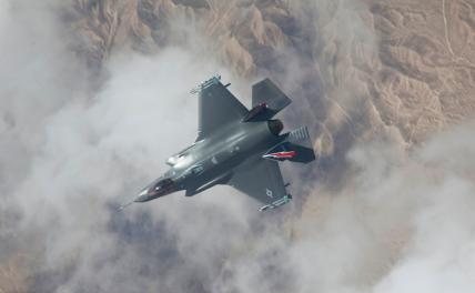 F-35 над Газой