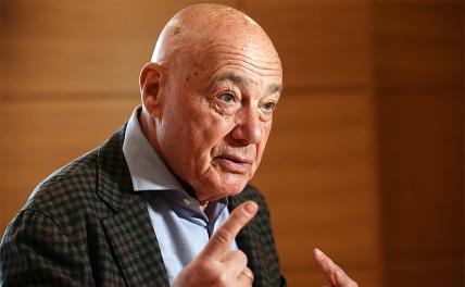 Убрать «старые мозги»: Познер указал путь России к счастью - Свободная Пресса