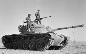 Танки застряли: «Абрамсы», «Леопарды», Т-90 уперлись в стену