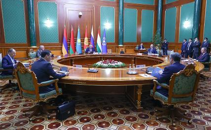 Армения и Азербайджан помирятся в ОДКБ?
