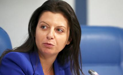 Симоньян рассказала, почему США ещё не уничтожили Россию