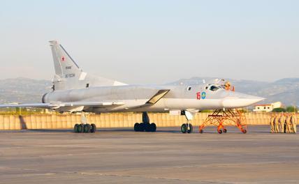 Пентагону не по себе: Ту-22М3 залетели в Хмеймим с гиперзвуковыми «Кинжалами»