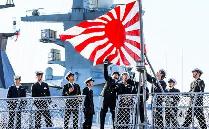 Японцы нацелились на Северный морской путь