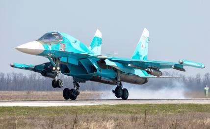 Су-34 зашел в хвост Су-25: «Грач» так просто не сдастся