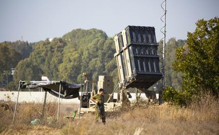 Роковая ошибка: «Железный купол» сбил израильский беспилотник