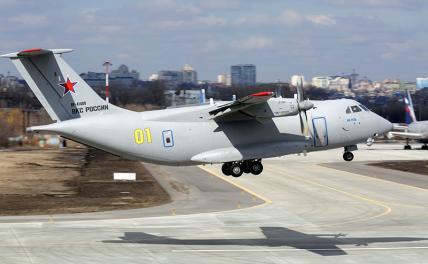 Усталость металла ВВС: На смену Ан-26 наконец-то придёт Ил-112В