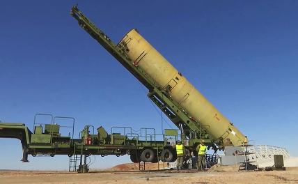Ракетный комплекс «Нудоль»: Ух, ты! Ах, ты! В прицеле— космонавты…