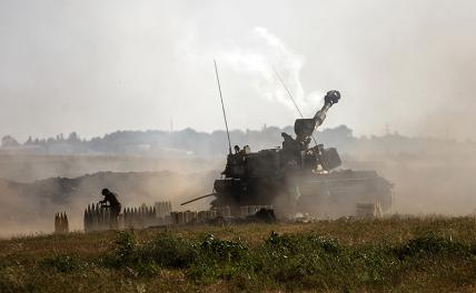 Палестина: ХАМАС нанес поражение Израилю