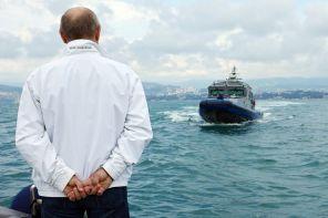 Дельфины, купание в Черном море, всплеск эмоций: Двухдневная встреча Путина и белорусского президента в Сочи