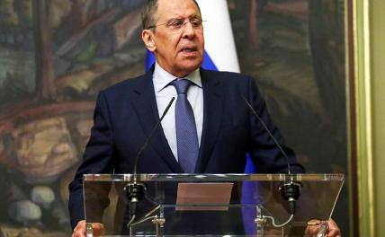 Лавров теряет терпение: Евросоюз нормального языка не понимает