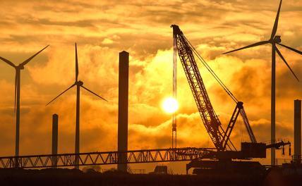 Хотите безуглеродного мира? Готовьтесь к грядущей глобальной войне