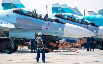 «Бацку» Путин всеже сломал: Белорусский аэродром Лида ждет российские Су-30СМ