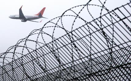 Названы страны, потребовавшие от авиакомпаний облетать Белоруссию