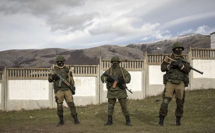 Генерал Кривонос: Тысячи «вежливых людей» из ССОРФ с белорусскими паспортами уже разведывают подступы к Киеву