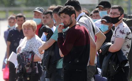 Гастарбайтеры: Увидеть Москву и умереть