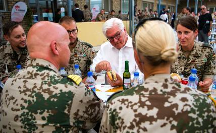Операция Bier: Германия вывозит из Афганистана запасы пива