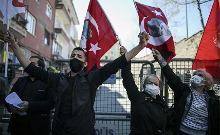 «Вы потеряете Турцию, если признаете геноцид армян»