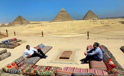 Дождутсяли курорты Египта российского туриста этим летом