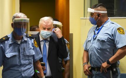 Пожизненный приговор генералу Младичу— это исторический позор сербской власти!