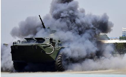 «Тучу» сдуют с танковой брони новые боеприпасы