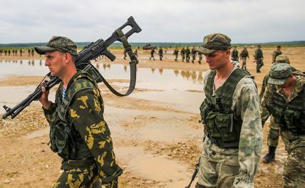 Пока громить НАТО мы готовимся «бумажными» дивизиями