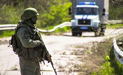 Украина убивает из НАТОвских винтовок. А что Россия?