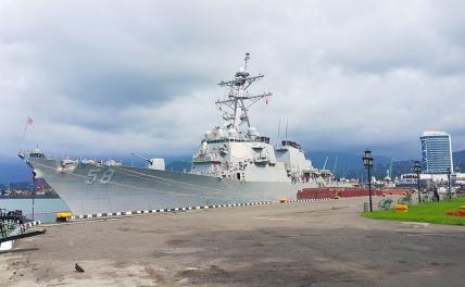 6-ой флот США готовит мегапровокацию— проход под Крымским мостом
