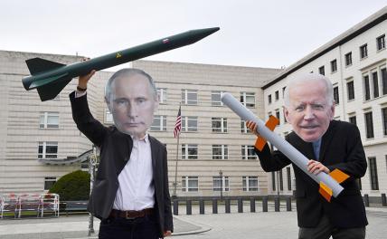 Пол Крэг Робертс: Байден использует встречу с Путиным, чтобы подтвердить российскую военную угрозу