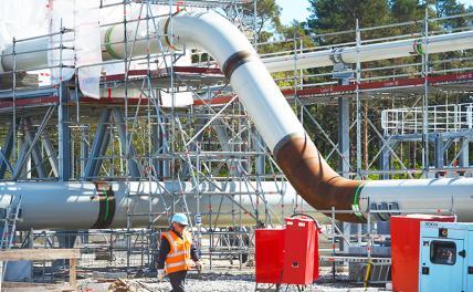 «Газпром» расплатится за ущерб Киеву акциями «СП-2»?