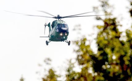 На вооружение российской армии поступит вертолет VIP-класса