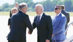 Байден-Путин: Джо прибыл на встречу с Владимиром без Джилл