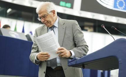 Кило морковки и куча подзатыльников: Евросоюз решает, как строить отношения с Кремлем