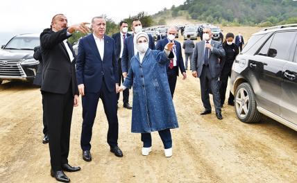 Эрдоган точит ятаган, втягивая НАТО в конфликт с Россией, но боится Макрона