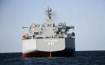 «Карибский кризис 2.0» может таиться в трюме вертолетоносца ВМС Ирана
