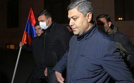 Эхо Крыма в горах Армении: Ереван бьется за«русский козырь»