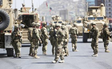 НАТО пристраивает афганских «коммандос» в Катар