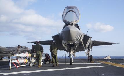 Британский The Spectator: нас надула корпорация Lockheed Martin