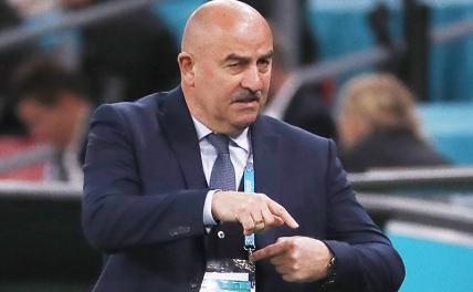 РФС может продлить контракт с Черчесовым до 2024 года