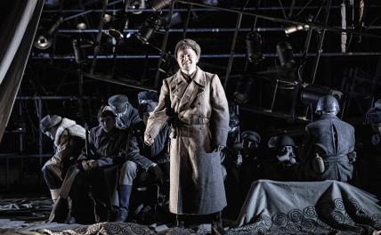 Окопы Сталинграда в правильных руках