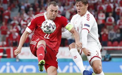 Дзюба установил два рекорда Евро-2020