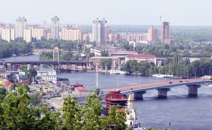 Украинцы довели Днепр до катастрофического состояния