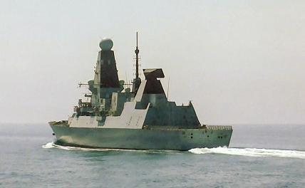 Путин рассказал, что былобы, еслибы Россия потопила британский эсминец