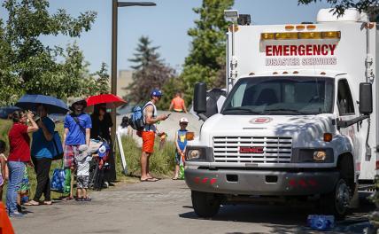 В России тоже будет, как сейчас в Канаде: 700 погибших от жары за несколько дней