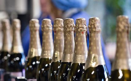 Шампань оставит Россию без шампанского