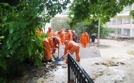 Бахчисарайский потоп как наказание Божье