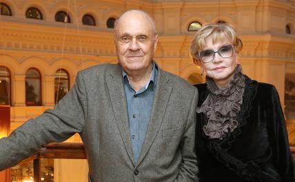 Веру Алентову не пустят на похороны мужа Владимира Меньшова